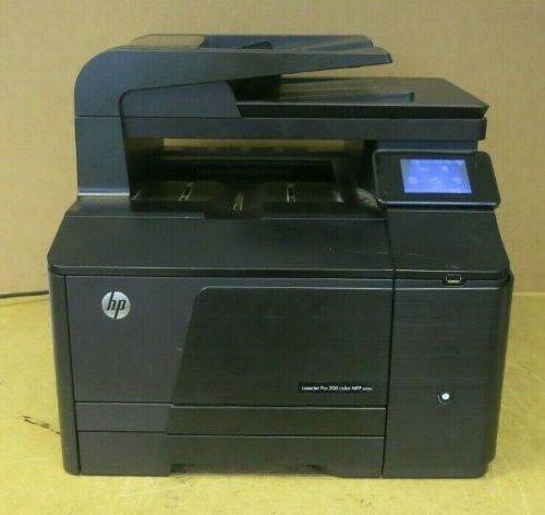 HP Laserjet ColorMFP M276N A4 Multifunction Colour Fax Scanner Copier Printer